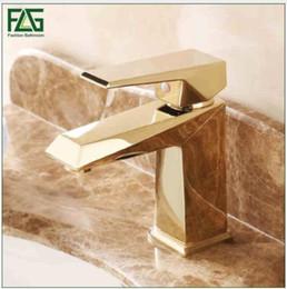 Plate Australia - Top Sale Basin Faucet Golden Plated Deck Mounted Tap Misturador Monocomando Cuba Banheiro Pia Bathroom Faucet Mixer Tap M080