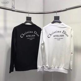 176f00bd83d58 Windstopper brand online shopping - 18ss Luxury Brand Designer D Letters  Women Men Casual jumper Sweatshirts