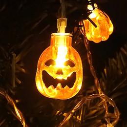 $enCountryForm.capitalKeyWord Australia - wholesale 1.2 M  2.5 M 10 20 led christmas lights Solid Pumpkin Battery Light String