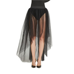 Chinese  Layers Tulle Skirt Vintage 50s Rockabilly Tutu Petticoat Ball Gown Skater Skirts manufacturers