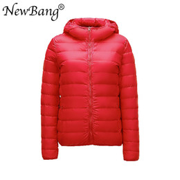 d4e323128a9 2019 NewBang Brand 6XL 7XL 8XL Large Size Womens Down Jacket Ultra Light  Down Jacket Women Winter Windproof Feather Coats