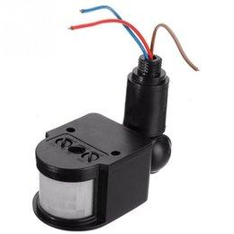 Sporting Outdoor Motion Sensor Detector Wall Light Lamp Switch Led Pir Infrared Motion Switch Sensor Detector Ac85v~260v 12v New Tool Parts