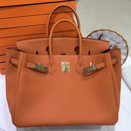 Vente en gros Sacs à main de designer pour femme Sacs en cuir de luxe en cuir Togo souple avec serrure numéros de série dustbag à protéger