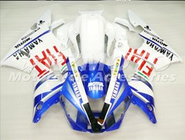 Kit Motorcycles For Sale Australia - 3 Free Gifts New motorcycle Fairings Kits For YAMAHA YZF-R1 2000-2001R1 00-01 YZF1000 bodywork hot sales loves White Red B10