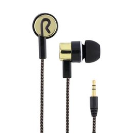 Chinese  K-YIN SK17 Mega Bass Stereo Music Braided Line In-Ear Earphones Fashion With Microphone Mobile Computer Universal Sports Headset manufacturers