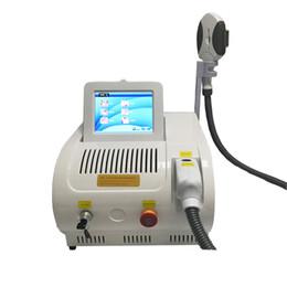 Discount light hair - 5 filters Elight OPT SHR E-Light IPL machine laser permanent hair removal skin rejuvenation pigmentation vascular acne r