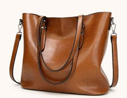 57b19cb8a68e 2018 Fashion Hobos Women Bag Ladies Brand Leather Handbags Spring Casual  Tote Bag Big Shoulder Bags For Woman