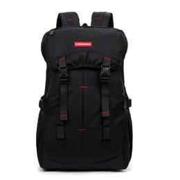 space backpacks 2019 - Z.L.D.mens luggage bag Large space travel backpack Men women Universal backpack mountaineering bag Bolsa de viaje de los