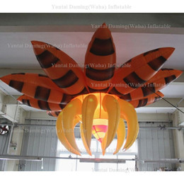 $enCountryForm.capitalKeyWord Canada - LED lighting inflatable flowers with different colors streets decorative flower plants