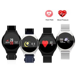 Fitness Band Trackers NZ - Steel Band Y7 M7 Smart Watch Blood Pressure Color Screen Heart Rate Smartwatch Fitness Tracker Smartband Wristwatch For IOS Android Phone
