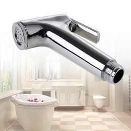 Wholesale Bathroom Toilet ABS Bidet Diaper Shower Clean Head Spray Sprayers Women Tool New