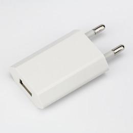 $enCountryForm.capitalKeyWord NZ - good quality New Multifunction Usb flat White full 1A OEM EU US AC Plug USB Euro Wall Charger 5V 1A AC White Power Adapter For Iphone 6 7 8