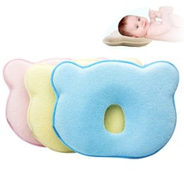 Baby Bedding Pillow 100% Quality 0-3 Years Old Baby Headrest Multifunctional Cartoon Animal Baby Pillow For Baby Sleep