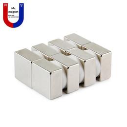 $enCountryForm.capitalKeyWord NZ - 50pcs N35 20*10*10mm permanent magnet 20*10*10 super strong neo neodymium block 20x10x10 NdFeB magnet 20x10x10mm with Nickel coating