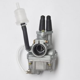 yamaha dirt Australia - Carburetor & fuel Filter Fits For Yamaha PW80 PeeWee 80 Y-ZINGER PY80 80CC 1983-2006 Dirt Bike Carb New