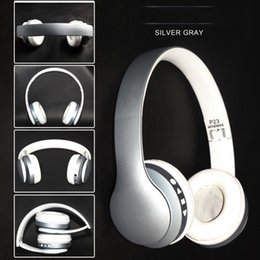 Tm iphone online shopping - TM tm p27 s450 s460 tm good quality Stereo headphone with bluetooth headset HIFI MP3 fast shipping