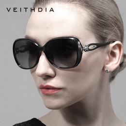 ffd6ac21ba Veithdia Sunglasses NZ - VEITHDIA Retro TR90 Sun glasses Polarized Luxury  Ladies Brand Designer Women Sunglasses
