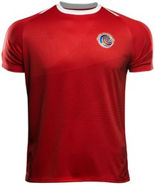 Costa riCa jerseys online shopping - 2018 World Cup top quality Costa Rica  jerseys Football shirts c653bc7f6