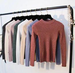 72235015f Women Korean Winter Sweater Black White Online Shopping