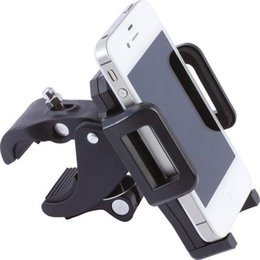 cell phone mounts for motorcycles UK - Adjustable Motorcycle Bike Bicycle Handlebar Holder Mount Stand For GPS MP3 Cell Phone iPhone Sasmung Xiaomi Lenovo