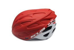 Discount 15 bike - GUB Bike Helmet Bicycle Shell Rainproof Cap Dust Hood FaMTB Mountain Road High-quality Safe Black Red Bicycle Helmet