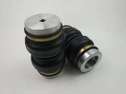 WZ108150K-2 Filetages BCR / BC Fixer le couvre-joint br * 2 M53 - M12 / suspension / amortisseur en caoutchouc Pneumatique Double airbag en Solde