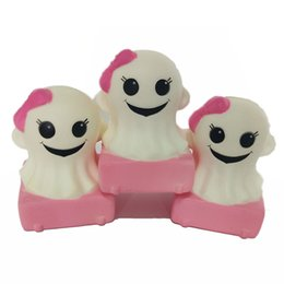 $enCountryForm.capitalKeyWord NZ - Ghost Cake Squishy Toys Cartoon Halloween Gifts Squeeze Slow Rising Junbo Squishies Cake Scented Decompression Toy Hallowmas Gift