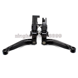 Adjustable Levers UK - CNC Foldable Extending Brake Clutch Lever Adjustable For BMW R1200R R1200RT  SE R1200GS R1200GS Adventure K1600 GT GTL K1300 S R GT F800GS A
