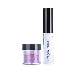 $enCountryForm.capitalKeyWord UK - NEW 20 Colors Monochrome Eye Powder Shadow Shinning Glitter Powder Makeup Palette Free Add Glue Maquiagem TSLM2