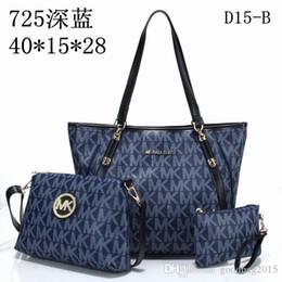 a6d56921684e0 2018 New arrival Famous Brand Bags Women PU Leather Handbags Famous Designer  backpack Brand Bags Purse Shoulder Tote Bag Wallet 725