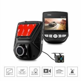 $enCountryForm.capitalKeyWord UK - Car DVR Dual cameras for front and rear Novatek 96658 1080P Car Camera 2.45 inch G-Sensor Loop Recording Motion Detection Parking Monitor