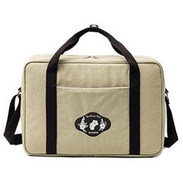 $enCountryForm.capitalKeyWord Australia - HIPSTEEN 3 Color Canvas Women Travel Luggage Bag For Female 2018 Portable Baggage Travelling Bag For Trolley Cases Packing Hot