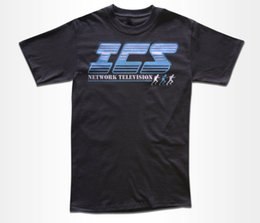 $enCountryForm.capitalKeyWord Canada - ICS Television T Shirt - Retro Tees - The Running Man, Movie, 1980's, Game Show