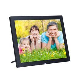 Discount video digital picture frame - Liedao 14 Inch LED Screen HD Digital Photo Frame Electronic Album Picture Music MP3 Video Mp4 Clock Alarm Porta Retrato