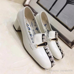 $enCountryForm.capitalKeyWord NZ - New Hot Sale Women Dress Shoes Elegant buckle On Line Sale Pointed Toes Shoes Designer Shoes for Women