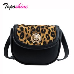 1c215225773f Small Leopard Bags Canada - Leopard Stitching Small Bag Female New Fashion  High Quality Personality Simple