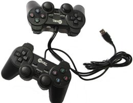 Games Direct NZ - Factory direct sales,Wired computer game controller, PC doubles double play game arcade, King of Fighters game universal