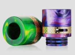 $enCountryForm.capitalKeyWord UK - new 810 drip tip resin wide bore vape TFV mouth piece airflow control e cigarette accessories