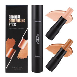 $enCountryForm.capitalKeyWord UK - YANQINA Pro Dual Controbing Stick Highlight and Shading 2 In 1 Facial Makeup Bronzers & Highlighters