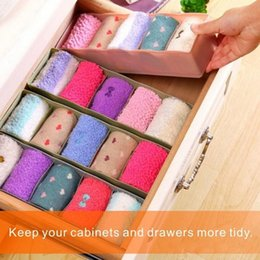 Plastic cosmetic can online shopping - Fashion Format Storage Box Can Be Freely Combined Store Underwear Socks Cosmetics For Cabinets Drawers