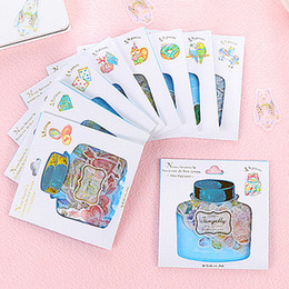 diary stickers labels 2019 - Wedding Favor Gift Craft Label Diary-Album Scrapbook Decor Classic Diary Stick cheap diary stickers labels