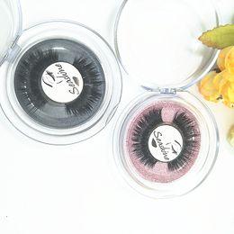 Top False Eyelashes Australia - Seashine Easy to use beauty top quality mink lashes false eyelashes Factory high standard soft mink strip free shipping