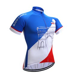 2018 Tour France team pro cycling jersey MTB Ropa Ciclismo mens women  summer bicycling shirts Maillot bike wear 385a1734f