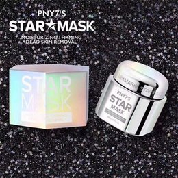 Free shipping mask korea online shopping - 2018 New PNY7 S Star Mask ML Moisturizing Facial Mask Korea Brand Skin Care Hot New Arrival DHL