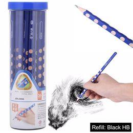 $enCountryForm.capitalKeyWord Canada - 36pcs set Professional Triangular Drawing Pencils for Writing Sketching Painting Stationery