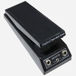 electric guitar switches 2019 - WAH WAH PEDAL - DAPHON Music DF2210 -ELECTRIC GUITAR PEDAL SWITCH electric guitar effect discount electric guitar switch