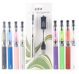 CE4 ego başlangıç kiti CE4 Elektronik Sigara Blister kitleri e çiğ 650 mah 900 mah 1100 mah EGO-T pil blister durum Clearomizer E-sigara indirimde