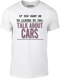 funny cars jokes 2018 - If you want me to Listen Cars T-Shirt - Funny t shirt joke retro motoring kit discount funny cars jokes