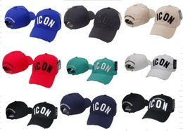 Red hats online shopping - 2018 New icon D2 Snapback Cap Hip hop Men Women Snapbacks Hats Baseball Sports Caps