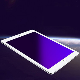 $enCountryForm.capitalKeyWord NZ - 2Pcs a set 0.3 MM 3D Arc Screen Protector for iPad 2 3 4 Ultra Thin 9H Tempered Glass Film With Blue Light Filter